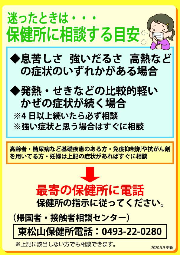 東松山市民病院 コロナ受け入れ